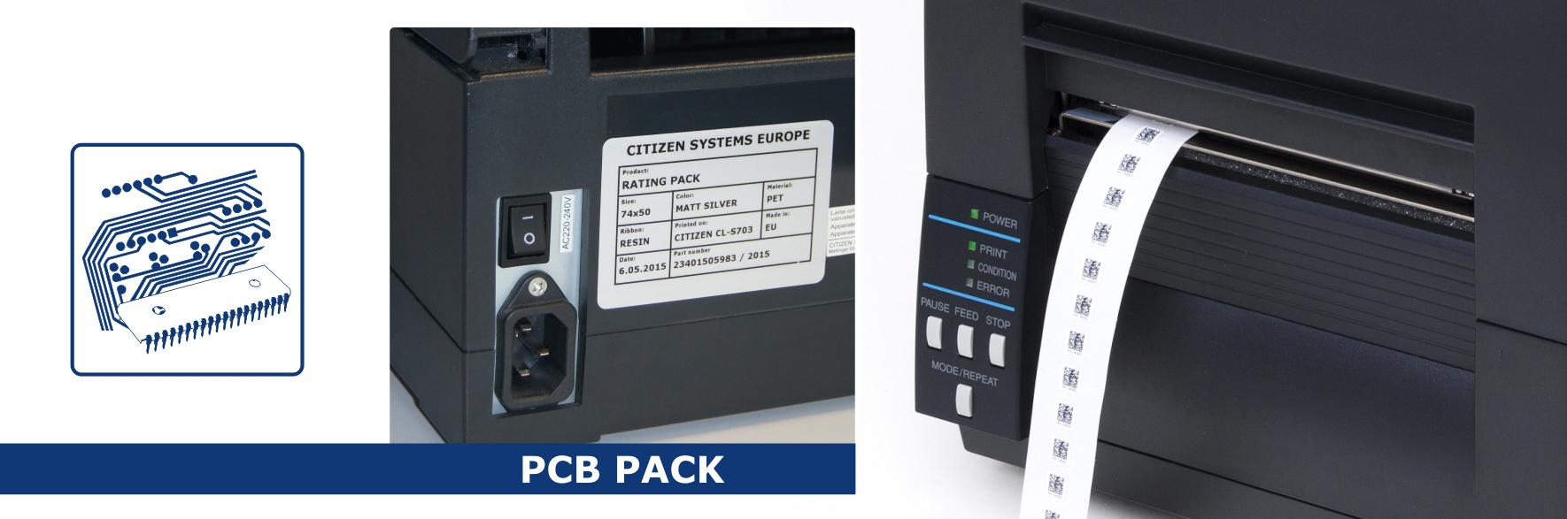PCB Pack – dla sprawnie działającego traceability