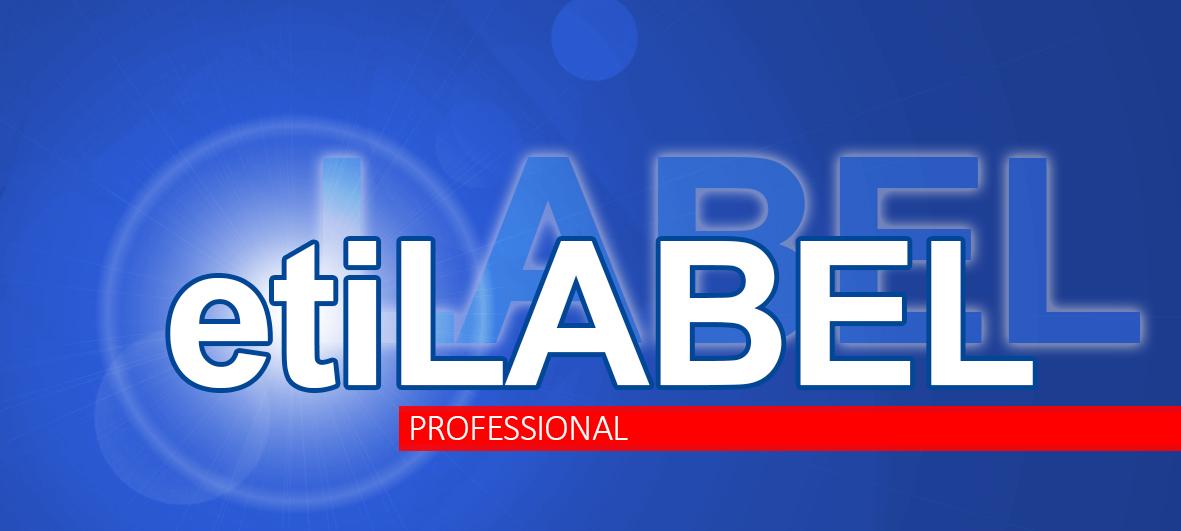 etiLABEL PROFESSIONAL – łatwy i intuicyjny program do druku etykiet