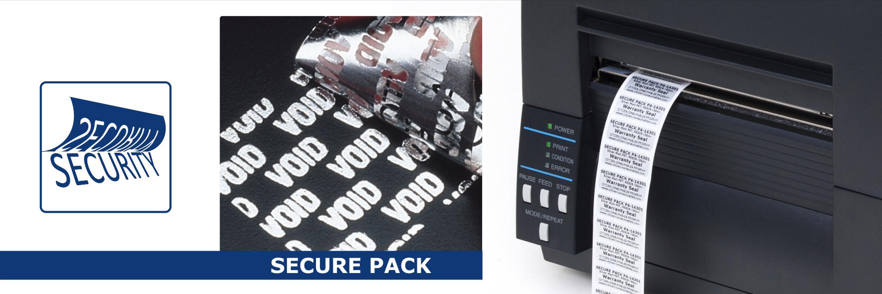 Secure Pack – zabezpieczenie przed niepowołaną ingerencją