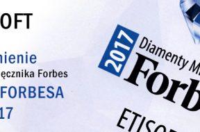 Etisoft Diamentem Forbesa