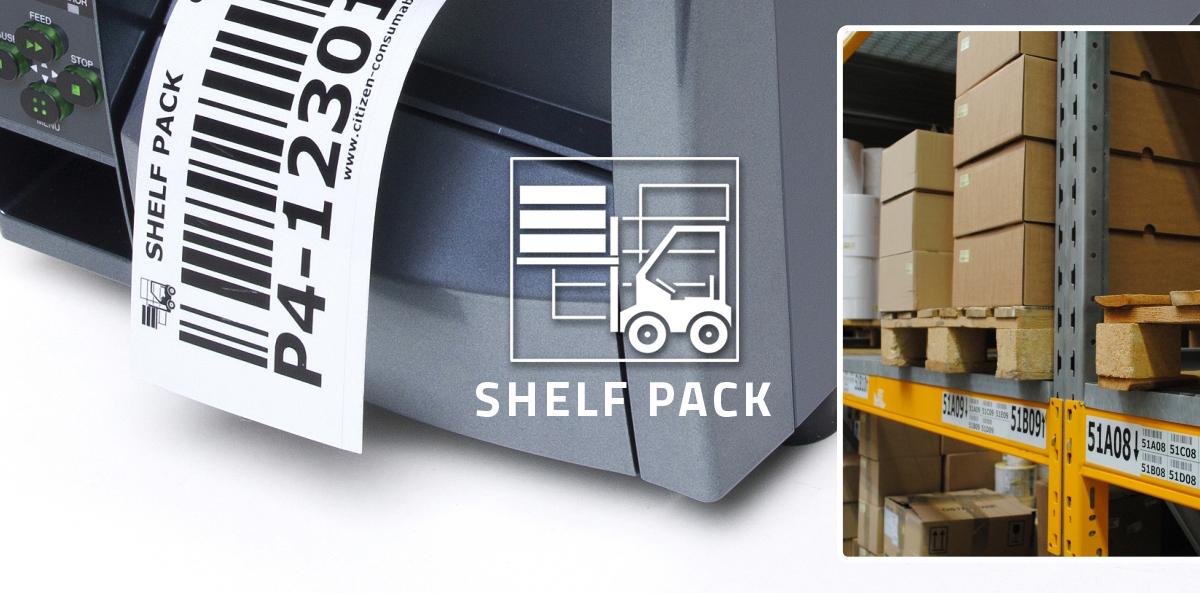 Shelf Pack to etykietowanie szybkie i wydajne