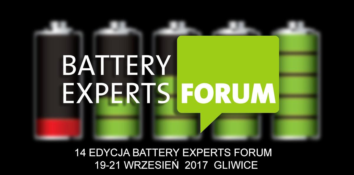 Będziemy na Forum Technologii Bateryjnych firmy BMZ – ładujemy akumulatory!