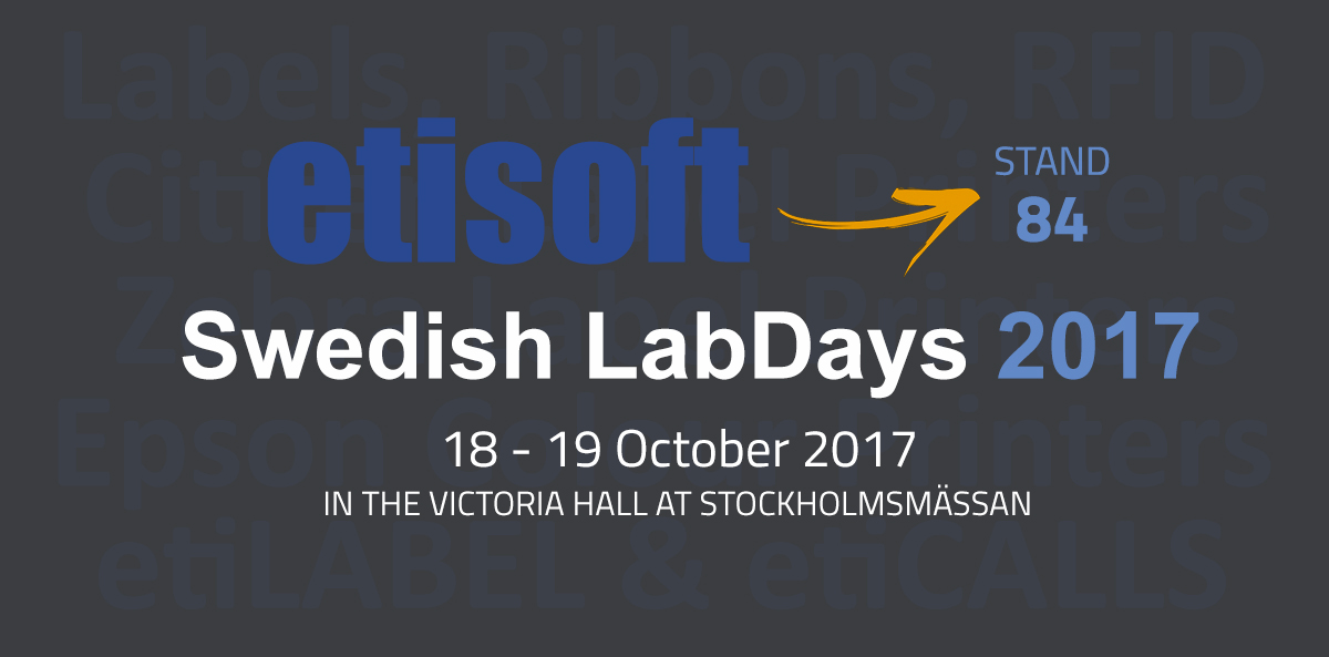 Etisoft na Swedish LabDays z rozwiązaniami dla branży laboratoryjnej