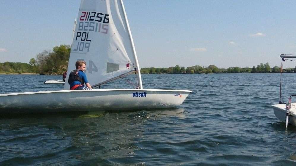 Etisoft wspiera młode talenty – kolejny żeglarz pod naszymi skrzydłami