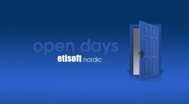 Etisoft Nordic Open Days