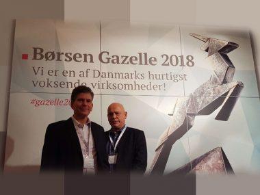 Etisoft Nordic – Gazelle