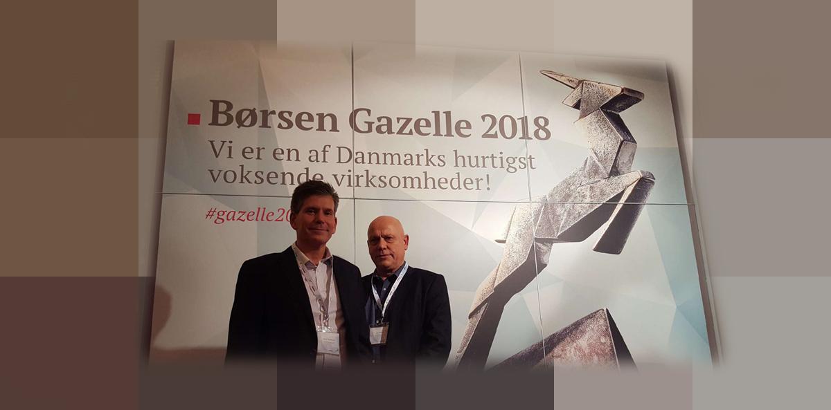 """Etisoft Nordic z nagrodą """"Gazeli"""""""