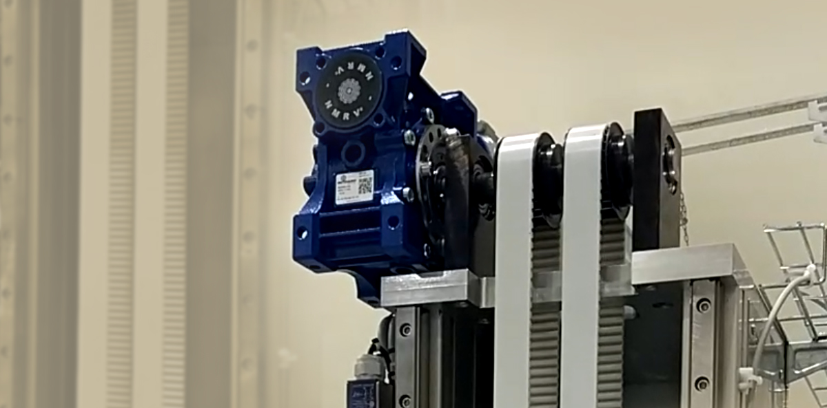 Automatyczny stojak do urządzeń Print & Apply