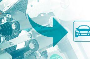 automatyczne znakowanie etykiet na produkty w motoryzacji