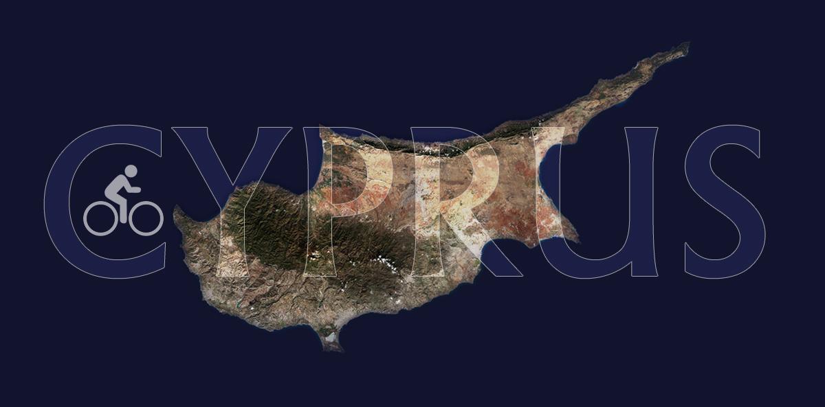 Rowerem po Cyprze