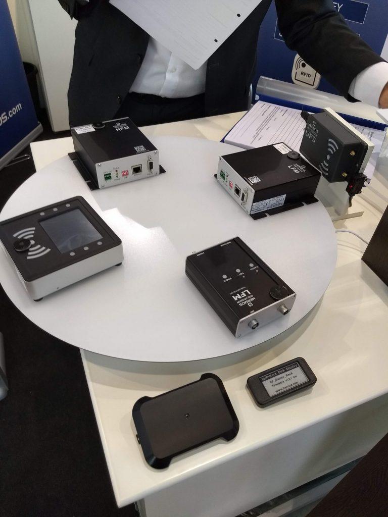 urządzenia RFID
