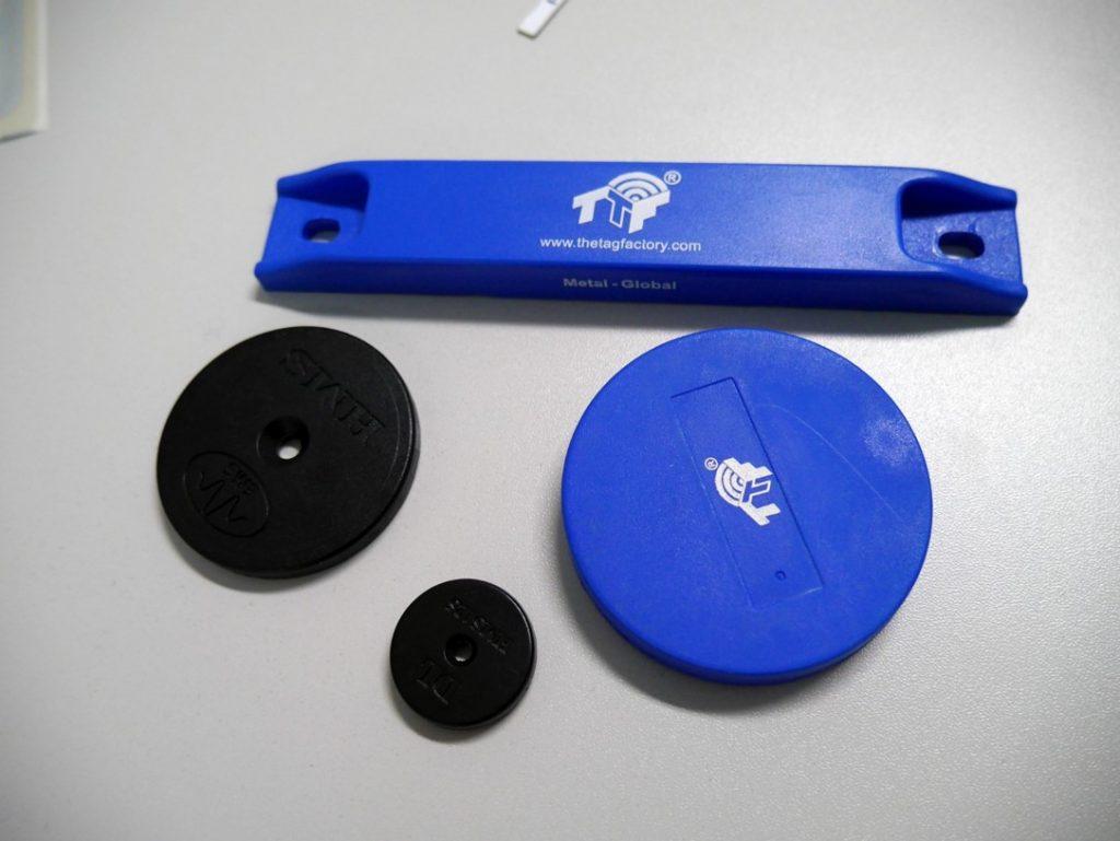 znaczniki RFID
