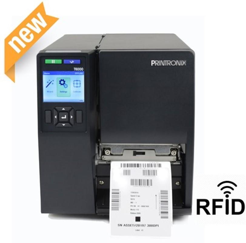 drukarki RFID