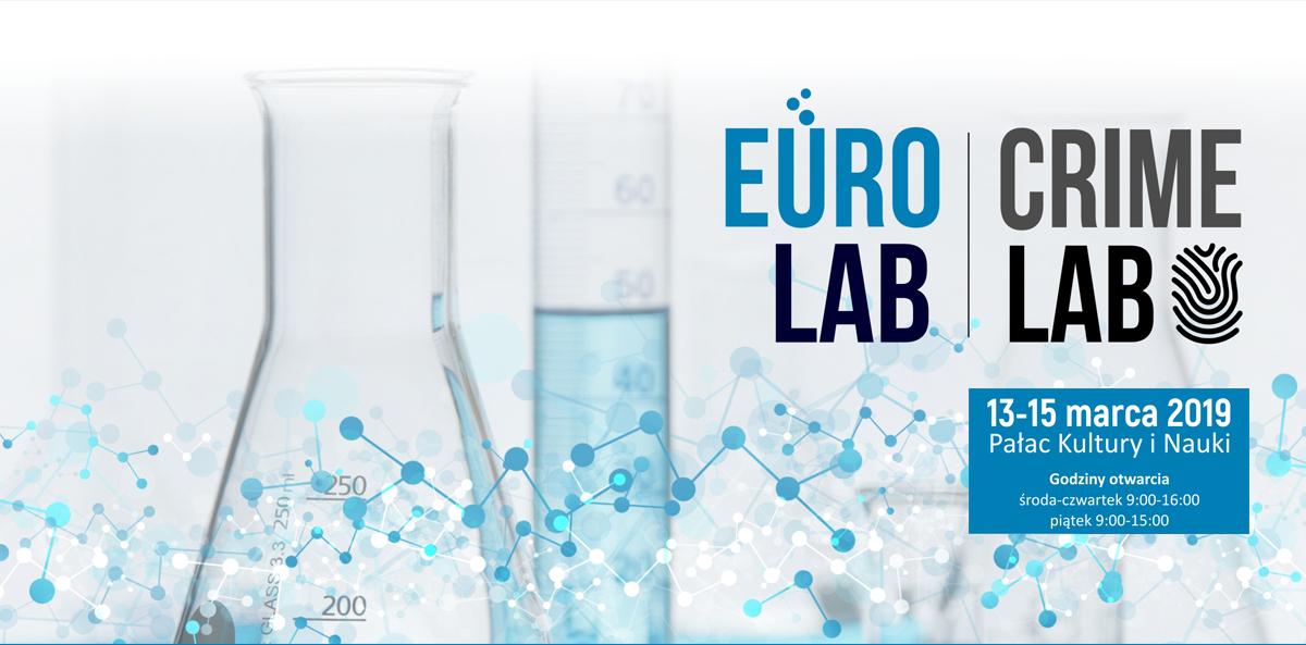 Etisoft na marcowych targach EuroLab i CrimeLab