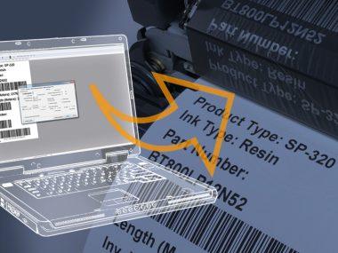 etiLABEL Professional to oprogramowanie wykorzystywane m.in. do projektowania etykiet logistycznych