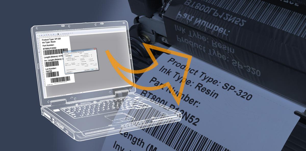 Jak zaprojektować etykietę logistyczną z etiLABEL Professional