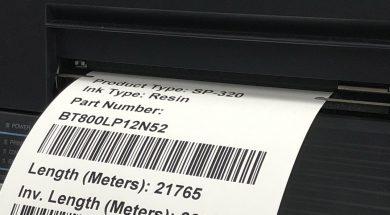 drukarki etykiet logistycznych