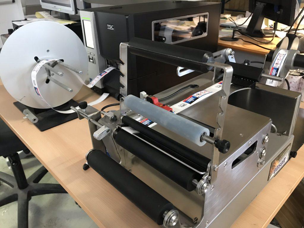 przemysłowa drukarki TSC MH240T