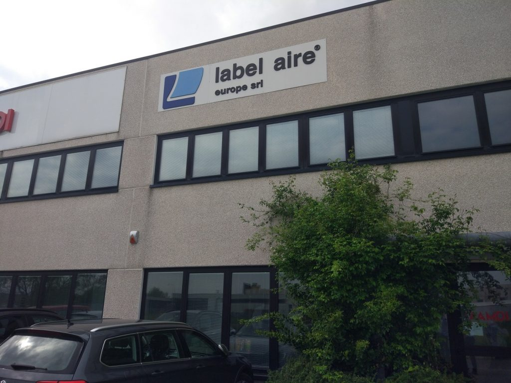 Label -Aire - partner Etisoft