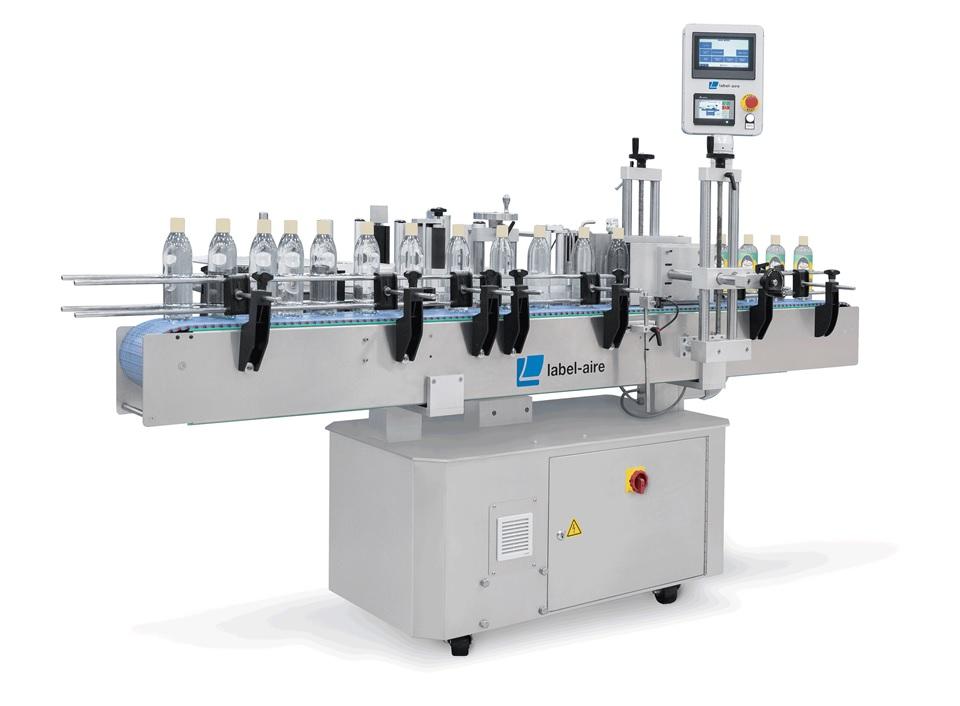 Nowością w standardowej ofercie Etisoftu są obecnie uniwersalne maszyny serii 5000, 6000 i 6200. Służą one do etykietowania m.in. produktów cylindrycznych oraz ścian bocznych opakowań.