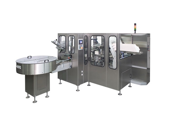 maszyn przeznaczonych m.in. do napełniania pojemników/butelek, systemów zaciskających, zakręcających, plombujących, pakujących, paletyzujących itp