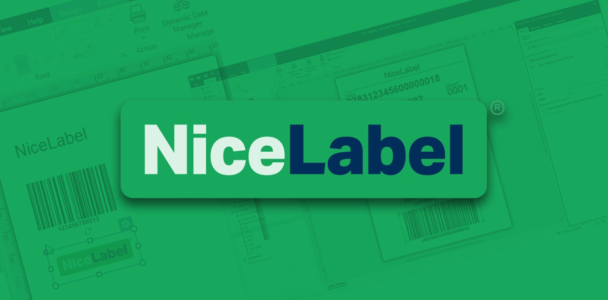 NiceLabel – łatwy w użyciu program do projektowania i drukowania etykiet