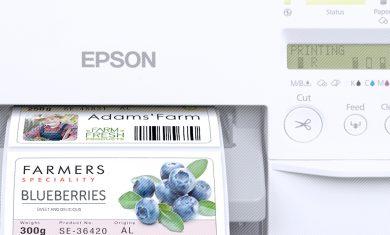 druk etykiet kolorowych na żądanie