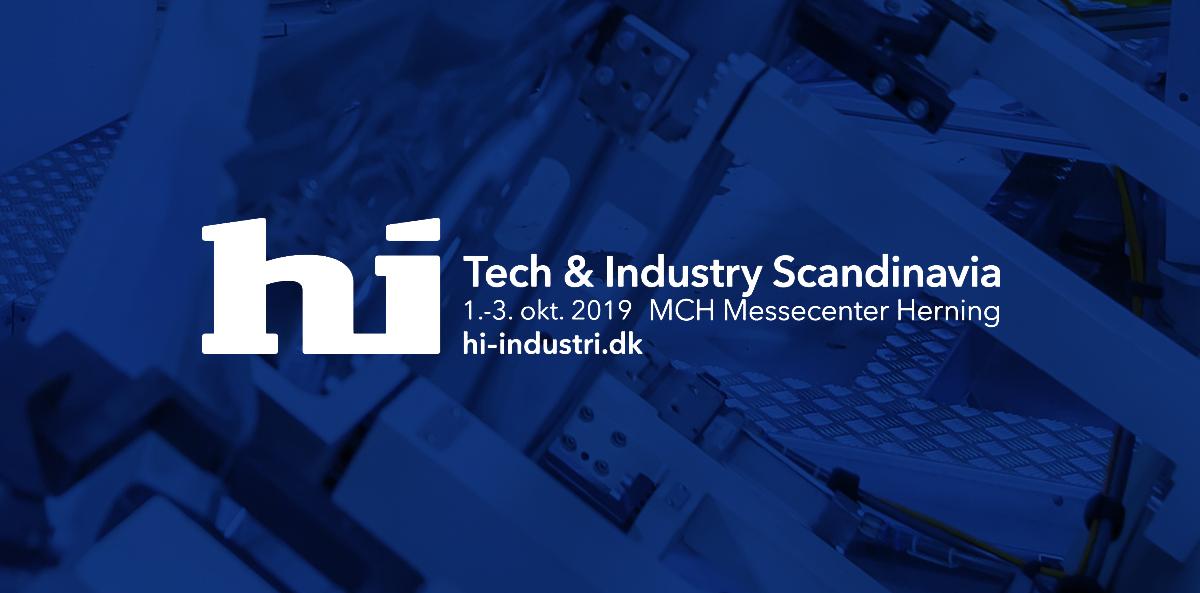 Targi Hi Tech – Industry – zapraszamy!