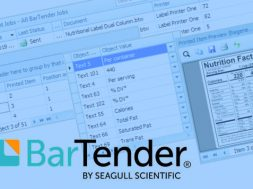 oprogramownaie do druku etykiet BarTender