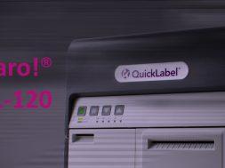 kolorowa drukarka do etykiet