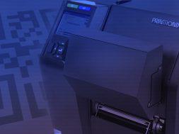 drukarka Printronix z weryfikatorem kodów