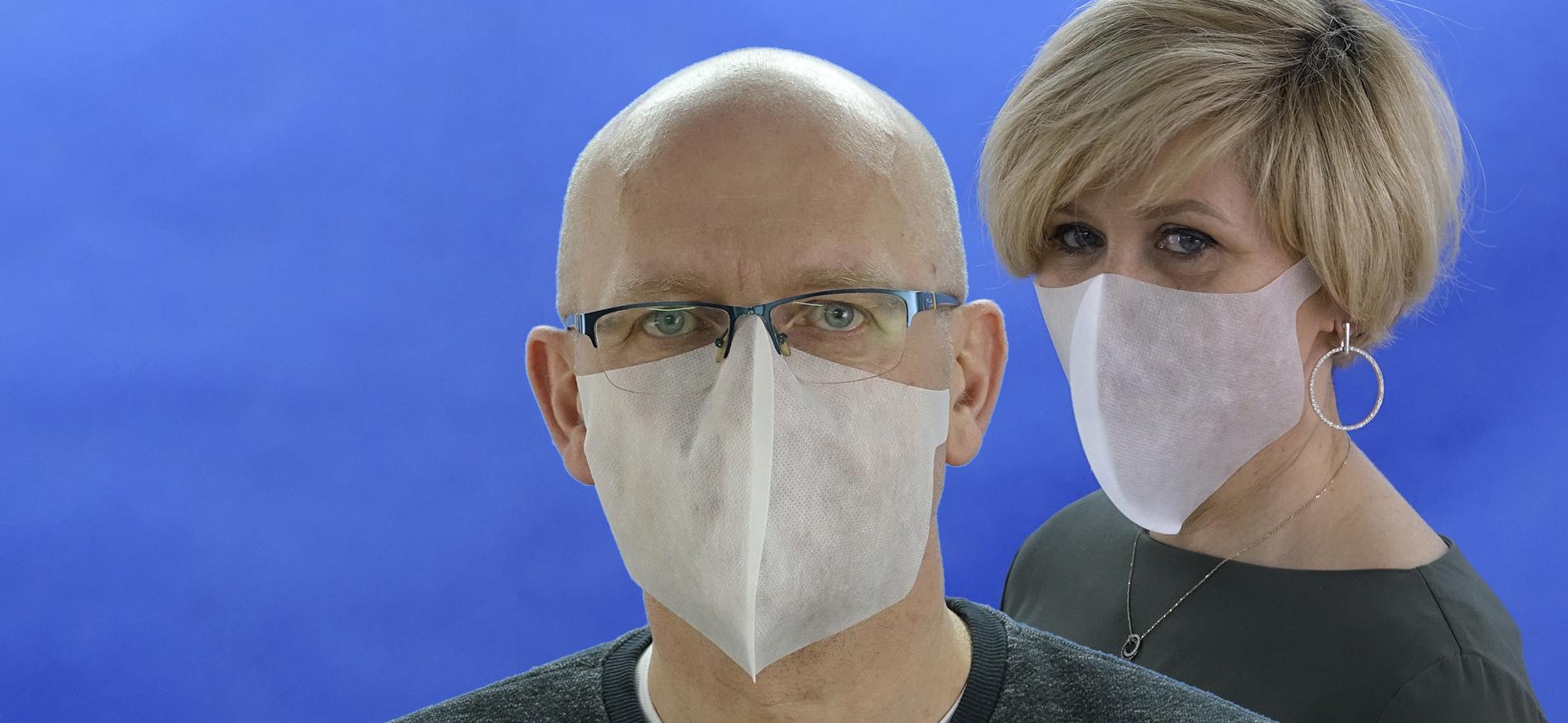 Jednorazowa maseczka ochronna –profilaktyka nie tylko na czas pandemii