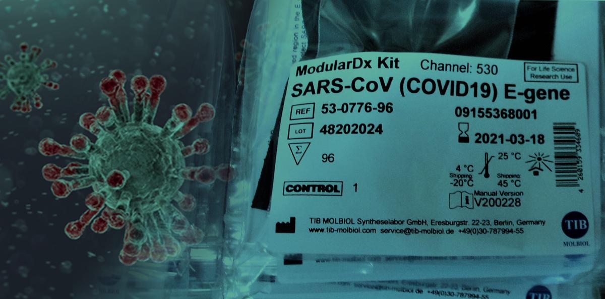 Etisoft produkuje etykiety na testy na koronawirusa!