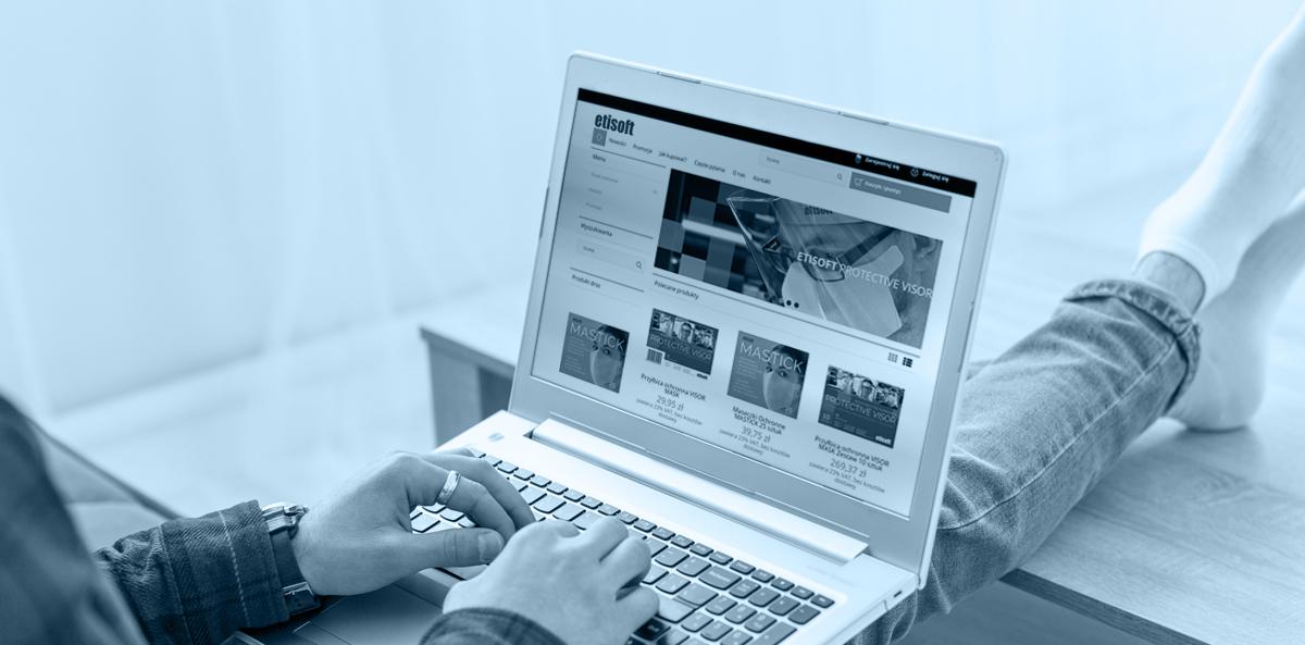 Samoprzylepnemaseczki i przyłbice kupisz w e-sklepie Etisoft