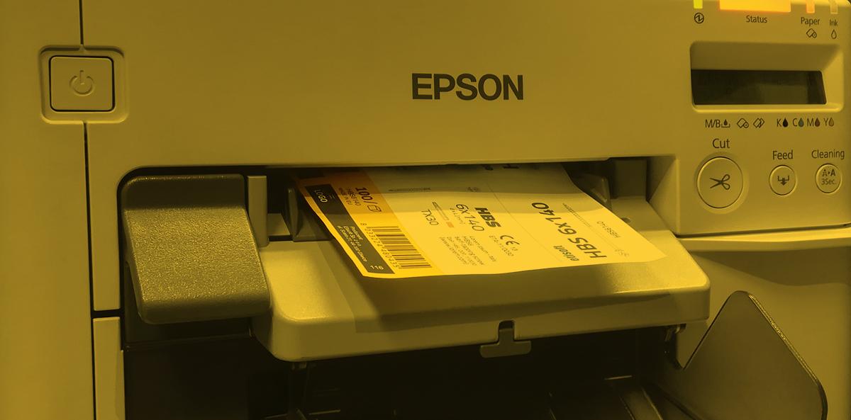 Kolorowe etykiety na śrubki i wkręty