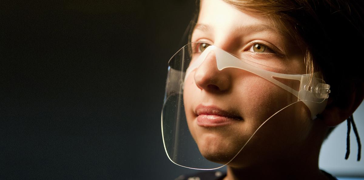 Mini przyłbice na nos i usta: bezpieczeństwo i wygoda
